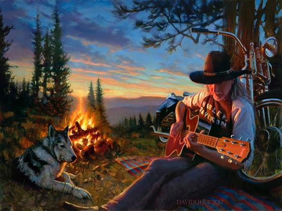 Black Hills Ballad Uhl Studios